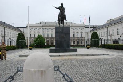 Wycieczka do Warszawy kasy IIIc i IIIa.