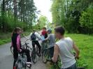 20.05.2005 Przejazd rowerami do Gronowskiego Młyna