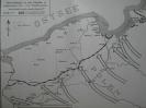 Mapa pokazująca kierunek ataku Armii Czerwonej.