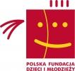 Logo Polskiej Fundacji Dzieci i Młodzieży.