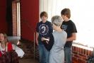 Spotkanie z burmistrzem, przygotowanie prezentacji multimedialnej, pożegnanie i wyjazd gości.