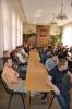 Spotkanie gimnazjalistów z Burmistrzem Kamienia Krajeńskiego - wykorzystanie Funduszy Unijnych w Gminie Kamień Krajeński :: fot. Andrzej Majewski