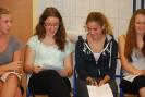 Wizyta młodzieży z zaprzyjaźnionej szkoły z Niemiec
